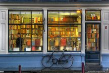 Bookstores and Libraries / Havens for booklovers
