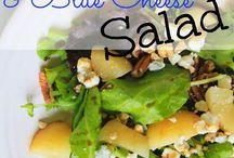 Green living / Salads, veggies
