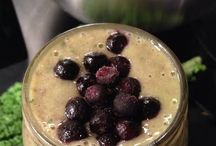 smoothies  / Vegan smoothies from Millie's Green kitchen