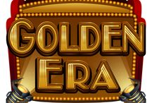 Golden Era / Phenomenal payouts are the main attraction in Golden Era, and with wins of up to 106 000.00 players will be seeing stars. Join the celebrities in Hollywood in the 5 x 3 Reel, fixed 15 line game