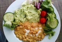 My vegan foods / Vegans go on