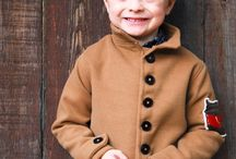 Boy Outerwear / by SewSet