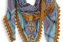 Design: Shawls
