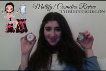 Mattify Cosmetics Makeup for Oily Skin - Video Reviews / Reviews, Tutorials & You Tube Videos for Mattify Cosmetics - the best makeup & face powder foundation for oily skin!