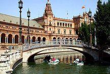 Sevilla, España / Amor a primera vista