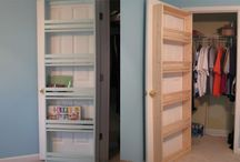 closet space and savers