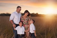 Country family photoshoot