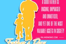 Father's Day Quotes / by Eva Smith at Tech Life Magazine