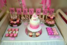 Pink Baby & Co Baby Shower - Events By Nina