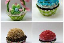 Zero Calories Tutorials / Cakes to display in the kitchen