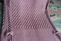 Жгуты вязание