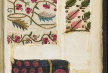 Embroidery Sample Book, Maison Sedille