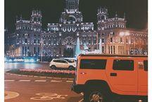 Madrid / Fotografías de los rincones más encantadores de la ciudad de Madrid.