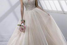2014 Wedding Dresses / Novinky svadobných šiat v Svadobnom štúdiu MAGGIE.