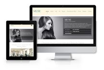it's a hairy business - #stylists / Get your hair salon noticed online leading to more clients with an eye-catching mobile-friendly website for Letsweb Ltd, Birmingham (UK). #Hair #Salon