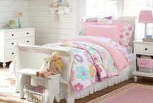 Little girl's rooms