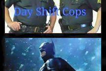 Grappige politie