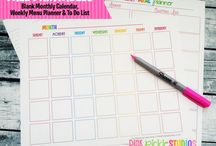 Free Printables from Pink Pickle Studios