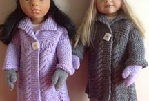 Knit American Girl Clothes
