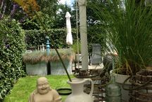 Tuin zomer klaar