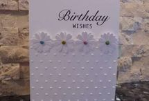 cards and more - Birthday / by Karen Howard