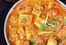 Paneer recipes - Indian cottage cheese