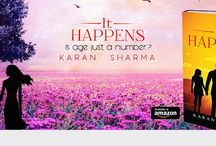 IT HAPPENS by Karan Sharma