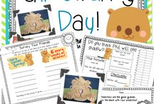 Groundhog Day Crafts and Activities