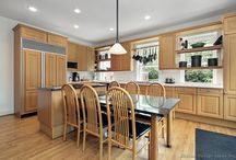 Light Wood Kitchens