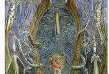 2 - The High Priestess Tarot card / One of the most hermetic card in the Tarot. The High Priestess guardian of the Akashic Records