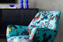 Делаем ставку на контраст / Примером будут апартаменты в Сан Паоло, интерьер которых полностью отображает яркий и красочный дух Бразилии в сочетании с современным ритмом жизни…