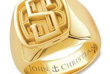 John Christian - Monogram / by John Christian Jewelry
