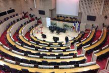 Lancement du programme Erasmus+ / Conférence de lancement du programme Erasmus+ à l'hôtel de région de Nantes du 3 & 4 décembre 2013 #Erasmusplusfr