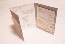 invites and save the dates! / by Therese Buckel