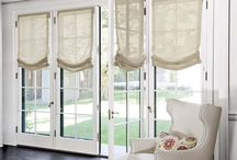 White/Ivory/Cream Window Treatments / by Smith & Noble