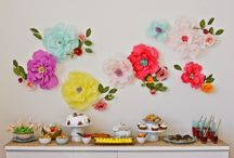 Spring Party Decoration Ideas / Spring Party Ideas that You can do!