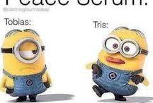 Divergent (haha)