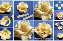 Flor de açucar