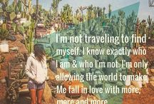 Why you should travel...