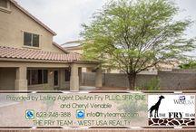 SOLD! Freshly Painted Tartesso Home / 29758 W Indianola Avenue, Buckeye, AZ 85396 ~~ 5 Bed | 3.5 Bath | 3,428 Square Feet