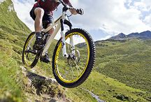 mountainbikeing