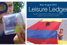 Come Play With Us / Find your next program with the Leisure Ledger, register online with RecLink or visit a park near your house with Park Locator!