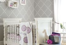 Nursery/Kid's Rooms / by Krista Peterson