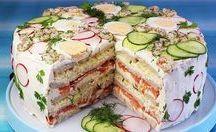 Torte salzig