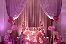 Pantone Color of the Year 2014: Radiant Orchid / How to make your 2014 wedding trendy with 2014s color of the year: Radiant Orchid!