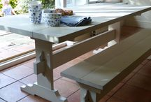 Swedish Painted Furniture / NEW RANGE OF EXCLUSIVE HANDPAINTED SWEDISH FURNITURE BY SCANDI LIVING AND DALAHOME