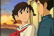Studio Ghbli Animes / Hayao Miyazaki's animation studio 'Studio Ghbli' movies