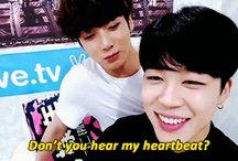 BTS - Jungkook x Jimin