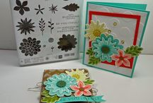 Stampin' Up! - Flower Patch / Jaarcatalogus /Annual catalogue 2014-2015