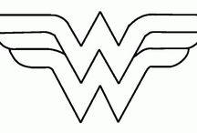 Wonderwoman party ideas